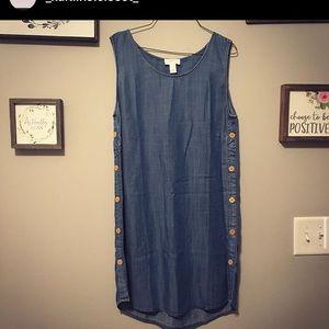 Loft Dress Never Worn!